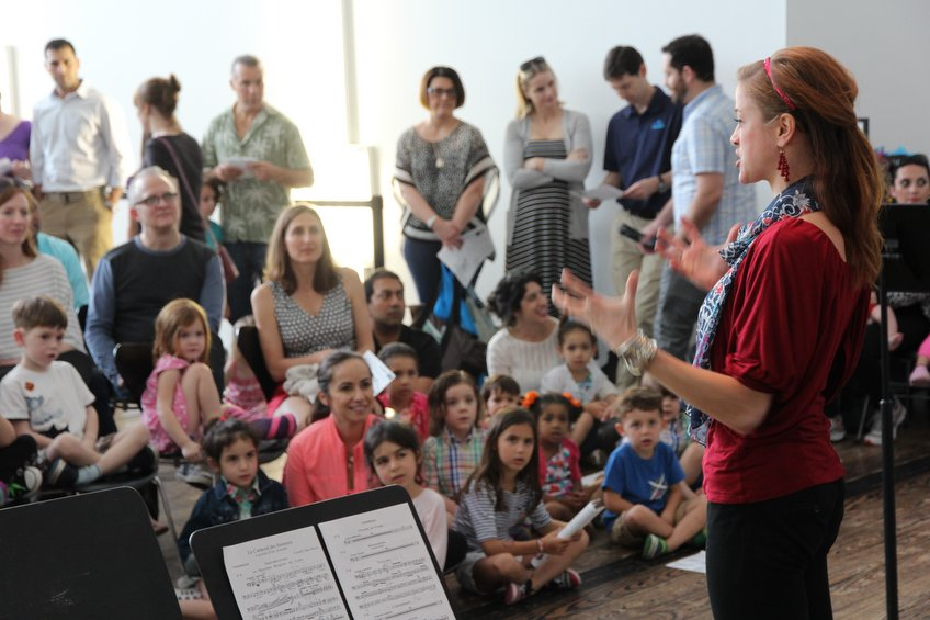 Stop, Look and Listen! Family Concert