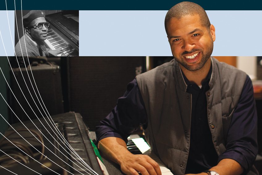 Jason Moran's Monk Tribute