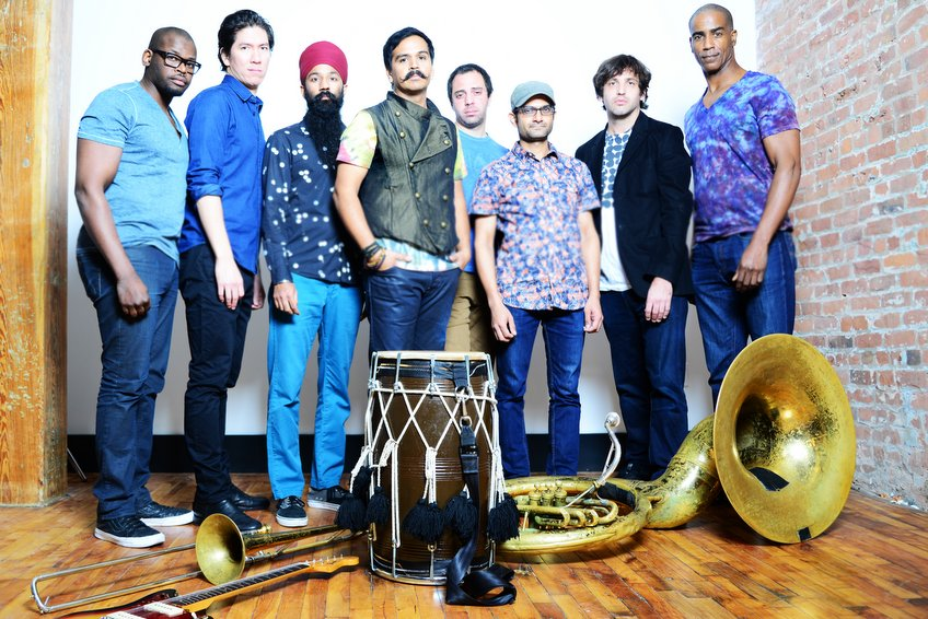 Dance Party with Red Baraat