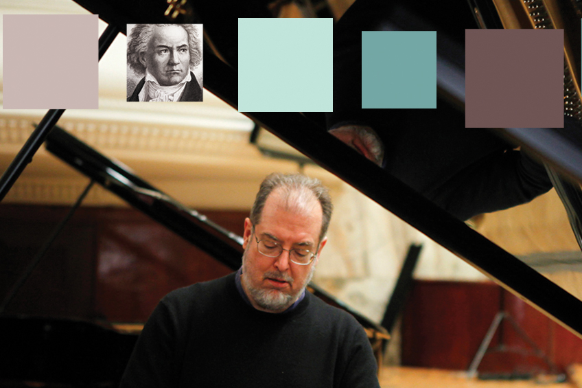 Garrick Ohlsson Plays Beethoven