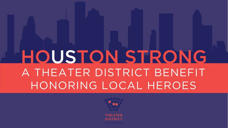 Houston Strong Benefit Wednesday 9/27 features Sarah ...
