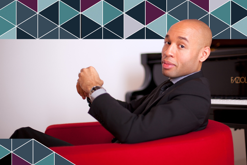 Blues and the Spanish Tinge: Aaron Diehl, piano