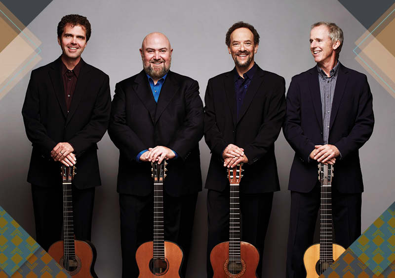 American Mavericks: Los Angeles Guitar Quartet
