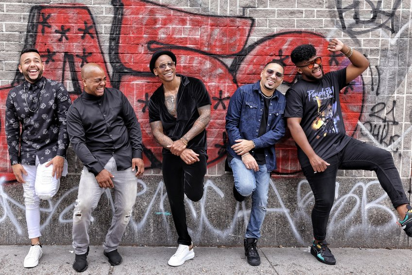 Pedrito Martinez Group Free at Miller Outdoor Theatre